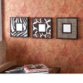 Wildon Home   Kalmia  Wall Mirrors (Set of 3)