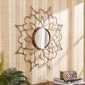 Wildon Home   Defour  Decorative Wall Mirror