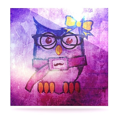 KESS InHouse Showlyl by iRuz33 Graphic Art Plaque; 10'' H x 10'' W
