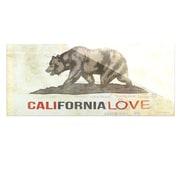 KESS InHouse Cali Love by IRuz33 Graphic Art Plaque