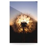 KESS InHouse Glow by Skye Zambrana Photographic Print Plaque; 36'' H x 24'' W
