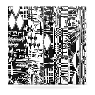 KESS InHouse Tropical Buzz by Gabriela Fuente Graphic Art Plaque; 10'' H x 10'' W