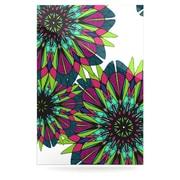 KESS InHouse Bright by Alison Coxon Graphic Art Plaque; 36'' H x 24'' W