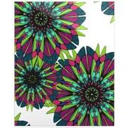 KESS InHouse Bright by Alison Coxon Graphic Art Plaque; 20'' H x 16'' W