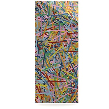KESS InHouse More Sprinkles by Project M Graphic Art Plaque; 36'' H x 24'' W