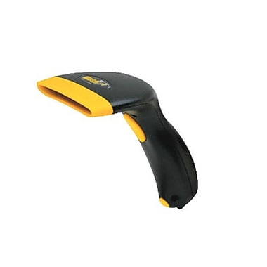 Wasp® WCS3900 CCD Barcode Scanner With USB Cable