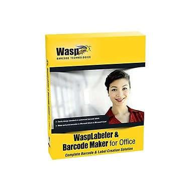 Wasp® Labeler and Barcode Maker Software Licensing