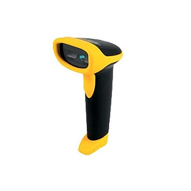 Wasp® WLR8950 Bi-Colour CCD Barcode Scanner With PS2 Cable, 3 mil Linear