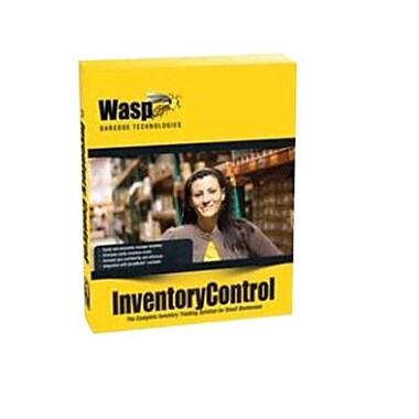 Wasp® Inventory Control Standard v.7.0 RF Enterprise Software
