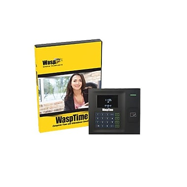 Wasp® Time Standard RFID Time and Attendance System