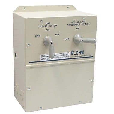 Eaton® 7kVA Wall Mountable Bypass Switch