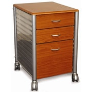 Innovex 3-Drawer Vertical File; Cherry