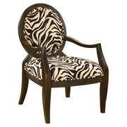 Williams Import Co. Fabric Arm Chair