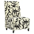 Wholesale Interiors Baxton Studio Scripp Slipper Chair (Set of 2)