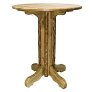 Montana Woodworks  Glacier Country Pub Table