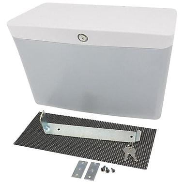 Ergotron® 97-740 SV Storage Bin, Gray