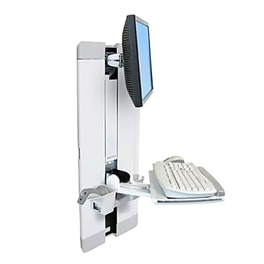 Ergotron® Styleview® 60-609-216 Vertical Lift for 24