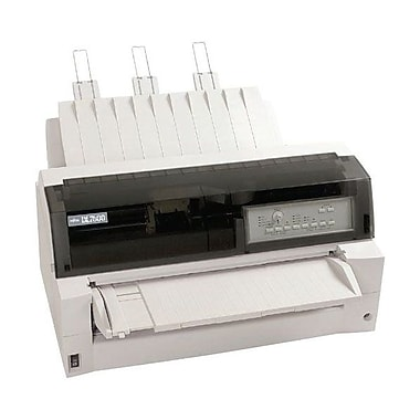 Fujitsu® DL 7600 Monochrome Label Printer, 208 dpi, 864 cps