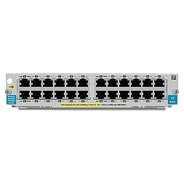 HP® J9547A Expansion Module for E5400/E8200 Series zl Switches, 24-Port