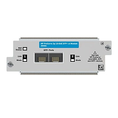HP® JD368A Expansion Module for H3C A7500/3Com E4800/E4500 Switch Series, 2-Port