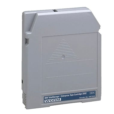 IBM® TotalStorage 3592 WORM Tape Cartridge, 300/900GB