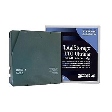 IBMMD – Cartouche de données LTO Ultrium 4 Library Pack avec code à barres, 800 Go/1 3/50 To
