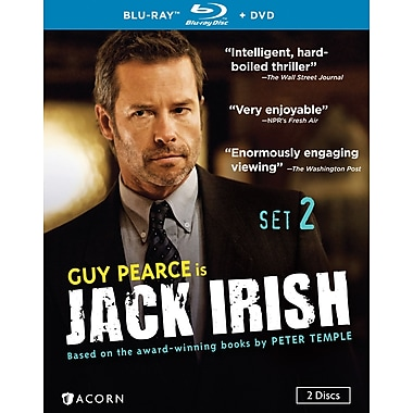 Jack Irish: Set 2 (Blu-ray/DVD)