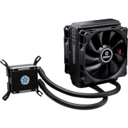 ECOMASTER TECHNOLOGY Copper Plate Enermax LIQTECH 120X CPU Cooling Fan Jet black