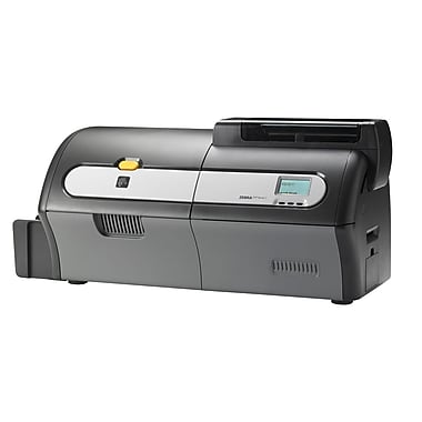 ZEBRA CARD PRINTERS ZXP Series 7 Dye Sublimation/Thermal Transfer Printer