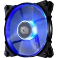 COOLER MASTER USA JetFlo 120 POM Bearing Blue LED High Performance Silent Fan 120mm