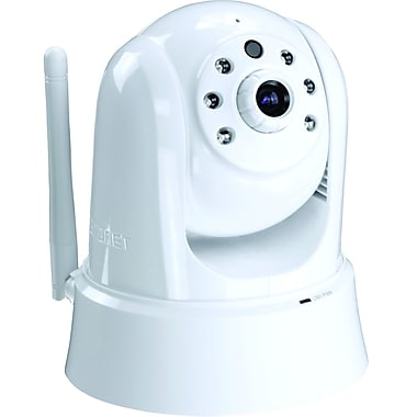 TRENDNET - BUSINESS CLASS Auto Patrol TV-IP662WI HD 2 Way Audio Wireless IP Camera