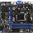 Msi Computer Desktop Motherboard Csm-B85m-E45 B85 Micro Uatx Lga1150 32gb