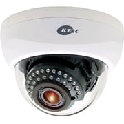KT&C 750 TVL 2.8-12MM KPC-DNE100NUV18W 100FT IR Dome Camera VF White