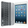 Logitech® Ultrathin Keyboard/Cover Case For iPad Mini, Silver