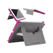 PureGear® Carrying Case With Kickstand For Apple iPad 3/4, Pink