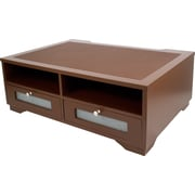 Victor Technology Printer Stand; Mocha Brown