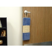 New Cat Condos 20'' Premier Door Hanging Scratching Board; Blue
