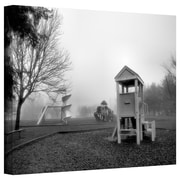 """ArtWall """"Where Have All Children..."""" Gallery Wrapped Canvas Art By Steve Ainsworth, 16"""" x 24"""""""
