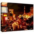 ArtWall in.Las Vegasin. Gallery Wrapped Canvas Arts By Martina and Markus Bleichner