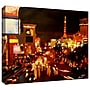 ArtWall Las Vegas Gallery Wrapped Canvas Art By