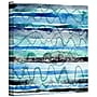 ArtWall Ocean Gallery Wrapped Canvas Art By Maria