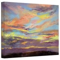 ArtWall in.Atahualpa Sunsetin. Gallery Wrapped Canvas Arts By Michael Creese