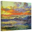 ArtWall in.California Dreamingin. Gallery Wrapped Canvas Art By Michael Creese, 24in. x 32in.