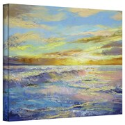 "ArtWall ""Florida Sunrise"" Gallery Wrapped Canvas Art By Michael Creese, 36"" x 48"""
