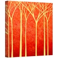 ArtWall in.Contemplationin. Gallery Wrapped Canvas Arts By Herb Dickinson