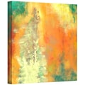 ArtWall in.Abstract 204in. Gallery Wrapped Canvas Arts By Herb Dickinson