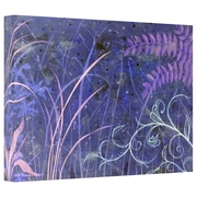 "ArtWall ""Mystical Blue"" Gallery Wrapped Canvas Art By Herb Dickinson, 32"" x 48"""