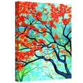 ArtWall in.Spring Joyin. Gallery Wrapped Canvas Arts By Herb Dickinson