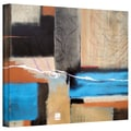 ArtWall in.Weavingin. Gallery Wrapped Canvas Arts By Herb Dickinson