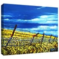 ArtWall in.Uncharted Groundsin. Gallery Wrapped Canvas Arts By Gene Foust